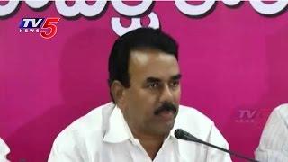 TRS MLA Jupally Krishna Rao Talks over Metro Rail Project : TV5 News - TV5NEWSCHANNEL