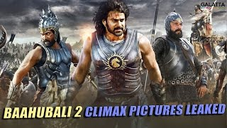 Baahubali 2 climax pictures leaked