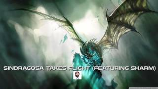 Royalty FreeAction:Sindragosa Takes Flight