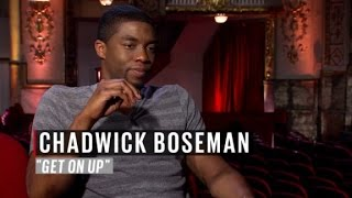 "Chadwick Boseman on ""becoming"" James Brown - CNN"
