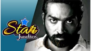 Actor Vijay Sethupathi & Director Jai Krishna in Star Junction – PuthuYugam TV Show