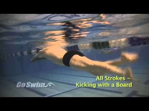 All Strokes - Kicking with a Board