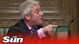MPs call on Bercow to discipline Corbyn after 'mouthing stupid woman' - THESUNNEWSPAPER