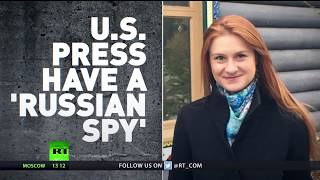 'It's not photoshop': US journo trolled over finding photo of 'Butina' in Oval Office - RUSSIATODAY