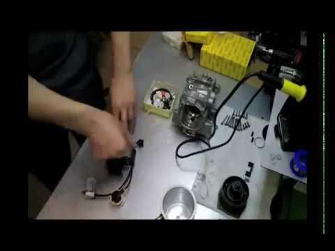 VP44 - Reparación bomba  inyectora Bosch vp44