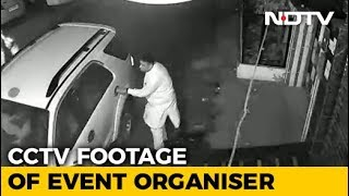 CCTV Footage Shows Amritsar Event Organiser Fleeing Home After Tragedy - NDTV