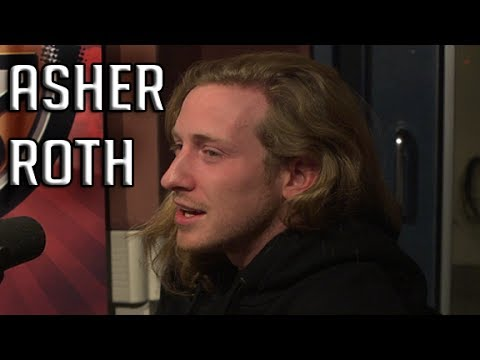 Asher Roth - Asher Roth Responds To Eminem's Jabs In
