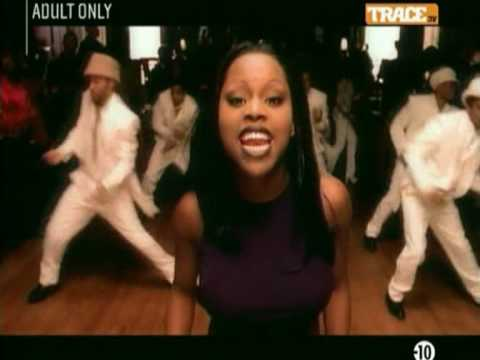 Foxy Brown Feat. Jay Z Ill Be Good 1996 Brooklyn NY
