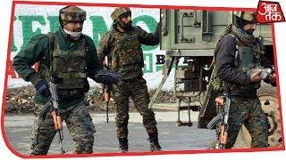 पुलवामा हमले के 100 घंटे के अंदर ही ग़ाज़ी का काम तमाम - AAJTAKTV