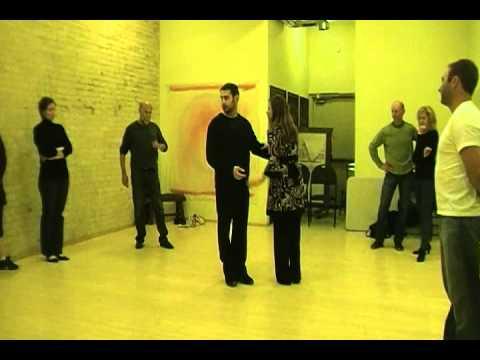Argentine Tango - Boleo, Americana, Reverse Sacada's (both Man and Woman)