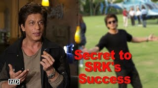 Find out the Secret to SRK's Success - BOLLYWOODCOUNTRY