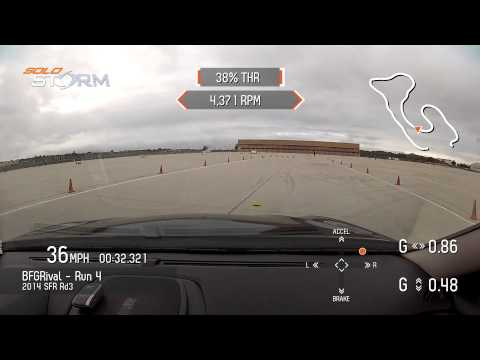 2014 SFR Rd 3, BFGRival Run4, Ed Runnion FS 34, 2012 Hyundai Genesis Coupe
