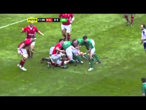 6 Nations 2013 Highlights
