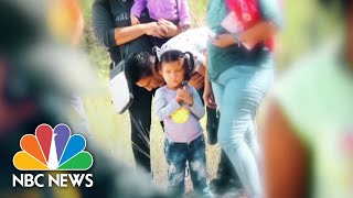 Audio Recording Reveals Distraught Migrant Children Separated From Parents | NBC Nightly News - NBCNEWS
