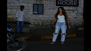 In Graphics: Nidhhi Agerwal snapped outside her house - ABPNEWSTV