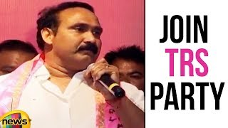 Bollam Mallaiah Yadav Join TRS Party | TDP Leaders joins in TRS Party | #TelanganaElections2018 - MANGONEWS