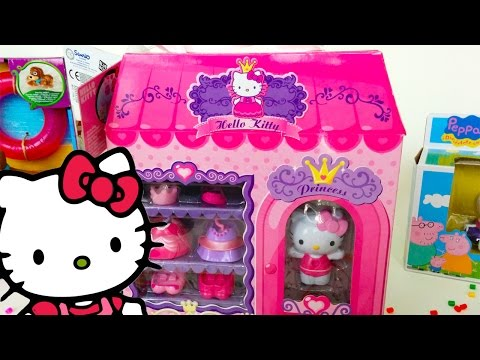 Hello Kitty Salon de Princesa | Videos de Hello Kitty en español