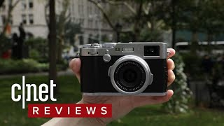 Fujifilm X100F: a great enthusiast compact for manual fans - CNETTV