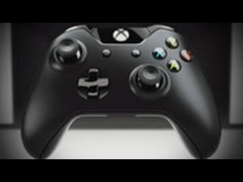 Xbox One Controller Demo - Xbox One Reveal