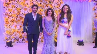 Anchor Anasuya @ ChaySam Wedding Reception | TFPC - TFPC