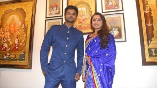 Rani Mukherjee Attends 'An Art Collector's Paradise' - THECINECURRY