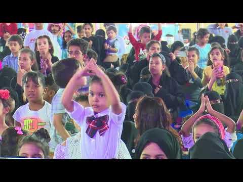 قناة اطفال ومواهب الفضائية حفل مهرجان صيف الخالدية بالطائف اليوم 2