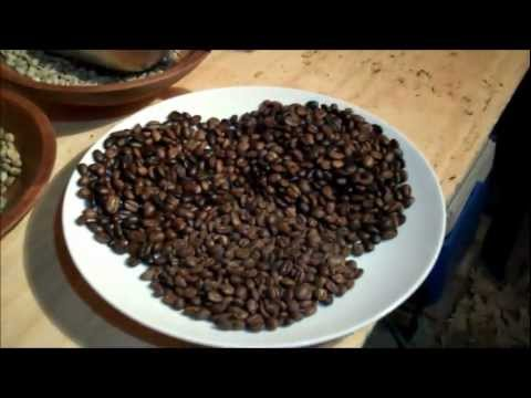 DIY How to Home Roast Coffee.
