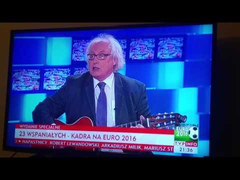 Dziennikarz nie dał dokończyć Makowskiemu piosenki.