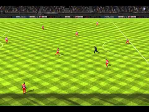 FIFA 14 iPhone/iPad - malle vs. Olympiakos CFP