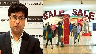 Vinay Bhatia (Vice President) talks about shopping at