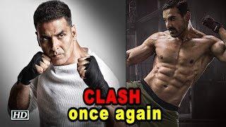 Akshay Kumar & John Abraham CLASH once again - IANSLIVE