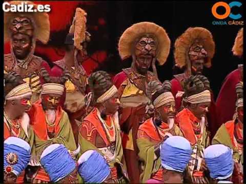 Sesión de Cuartos de final, la agrupación Khumbayá actúa hoy en la modalidad de Coros.