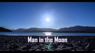 Royalty Free :Man in the Moon