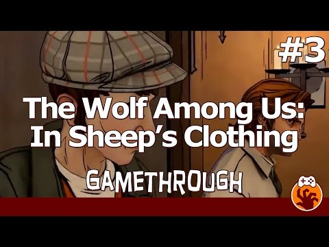 The Wolf Among Us Episode 4 - Gamethrough Part 3 - Devil