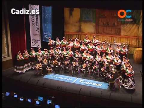 La agrupación Cantina Las manitas llega al COAC 2013 en la modalidad de Coros. En años anteriores (2012) concursaron en el Teatro Falla como Las cacas, consiguiendo una clasificación en el concurso de Preliminares.