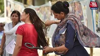 राजस्थान पुलिस Exam: ऐसा था केंद्रों का हाल, किए गए थे कई इंतजाम - AAJTAKTV