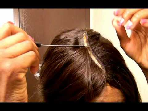 How To: Make an Invisible Part Quikweave Wig (not styled) ♥ OhMyHairBoutique.net
