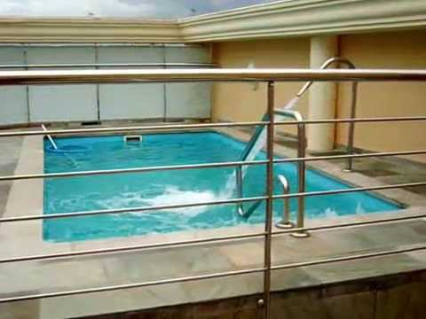 Video Piscinas Cano Modelo C 45