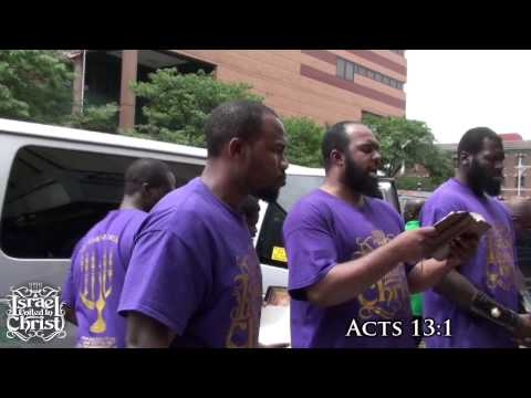 The Israelites: Seekers Of Truth Discover The Apocrypha & The King James Bible