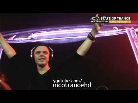 Markus Schulz - Sao Paulo ASOT 600 [HD]