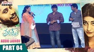 Premam Audio Launch Part 04 || Naga Chaitanya, Sruthi Hassan || Gopi Sunder, Rajesh Murugesan - ADITYAMUSIC