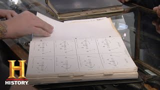 Pawn Stars: 1966 Miami Dolphins Playbook (Season 5) | History - HISTORYCHANNEL