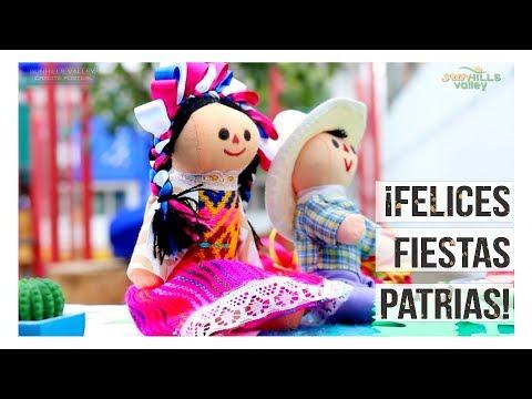 ¡Felices Fiestas Patrias!