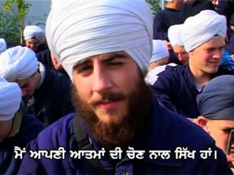 Sikhi Mahan Trailer, A Western Salutation to Sikhism.
