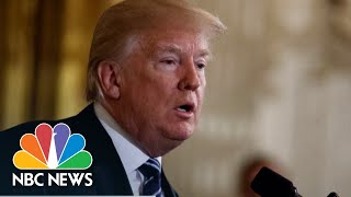 President Donald Trump Cancels Summit In Singapore With North Korea's Kim Jong Un | NBC News - NBCNEWS