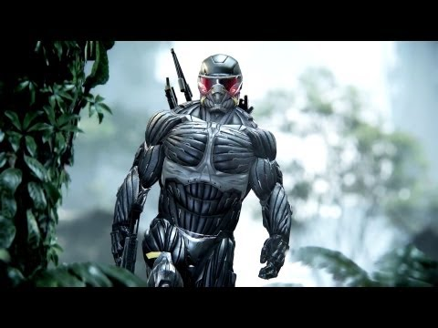 Crysis 3 'CryEngine 3 Tech Trailer' [1080p] TRUE-HD QUALITY