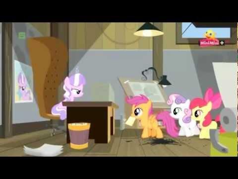 """[Dubbing PL] My Little Pony Przyjaźń to Magia odc. 49  """"Ponyville Confidential"""" (HD)"""