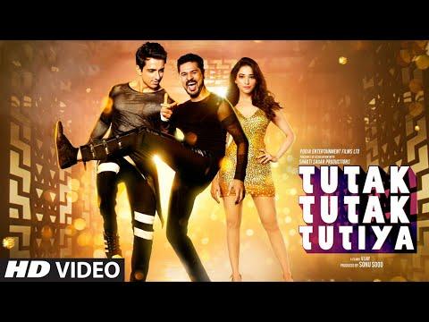 Tutak Tutak Tutiya Official Trailer | Prabhudeva | Sonu Sood | Tamannaah | T-Series