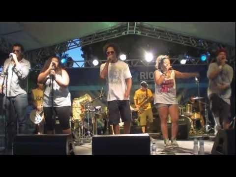 Consciencia Tranquila - Olha o Funk - Rio de Janeiro - Brasil 2012