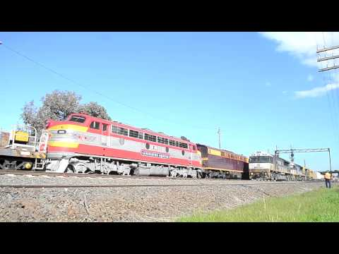 SSR Rail Train 6/8/2011
